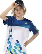 Adidas Tennis Boys Adizero Top Age 8 RRP £27
