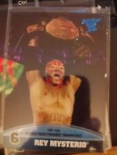 2013 Topps Best of WWE Top Ten World Heavyweight Champion #6 Rey Mysterio