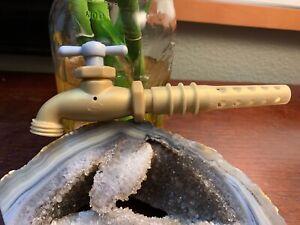 Unique Wine Aerator and Stopper Fred & Friends Tapped Hose nozzle RARE PRISTINE