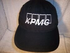 """The Game"" KPMG Callaway Black Cotton Strapback Cap/Hat Phil Mickelson"