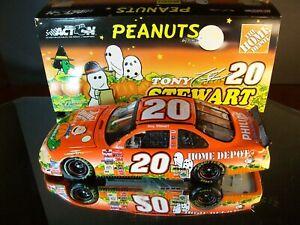 Tony Stewart #20 Home Depot It's The Great Pumpkin 2002 Pontiac Grand Prix RCCA