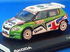 1/43 Skoda Fabia Super 2000 Rally de Monte Carlo 2010, nº 10