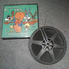 2x Super 8 Film Schweinchen Dick und seine Freunde + Schw. f. Erwch. - S8 - 120m