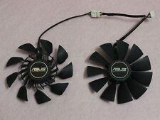 95mm ASUS GTX780 GTX780TI R9 280X 290 290X Dual Fan T129215SU 5Pin #M2029 QL