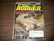 STREET RODDER MAGAZINE JUNE 2008