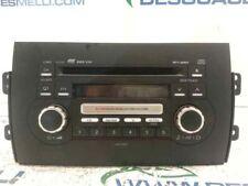 3910180JA1 SISTEMA AUDIO / RADIO CD SUZUKI SX4 RW 2006 1203680