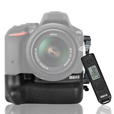 Meike Battery Grip for Nikon D5500 With Wireless Remote Control