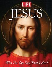 LIFE Magazine  (Jesus : Who Do You Say That I Am?)  (MSRP $24.95)  FAST SHIPPER