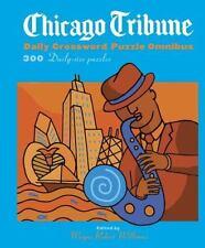 The Chicago Tribune: Chicago Tribune Daily Crossword Omnibus : 300 Daily-Size...