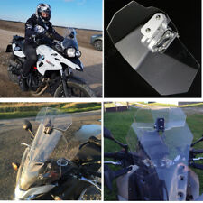 Airflow Adjustable Clear Windscreen Bolt-On Variable Spoiler For BMW R1200 RT CL