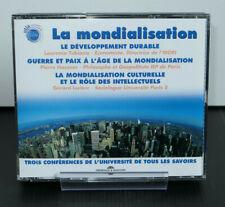 BOX 3 CD LA MONDIALISATION / FREMEAUX & ASSOCIES / 2004