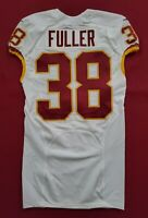 #38 Kendall Fuller of Washington Redskins NFL Locker Room Game Issued Jersey
