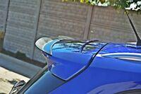 Dachspoiler Ansatz schwarz Ford Focus 3 MK3 ST Variant Spoiler Dach Heck Aufsatz