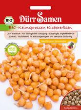 4339 Dürr BIO Keimsprossen Kichererbsen ca75g angenehmer Geschmack Vitalisierend