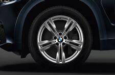 Original BMW X5 F15 Sommerkomplettradsatz 19 Zoll M Doppelspeiche 467 UNNA