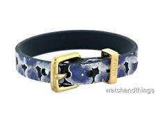 New Marc by Marc Jacobs Aki Blossom-Print Rubber Bandz Bracelet M0004240 $38