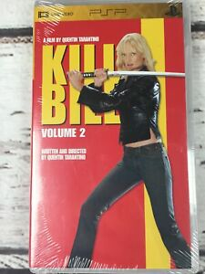 New KILL BILL Volume Vol 2 UMD Sony psp factory sealed Tarantino