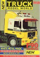 Truck Model World Magazine Issue 1 from December 1991