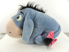 "Disney Winnie The Pooh Friend EEYORE 20"" Jumbo Plush Mattel Removeable Tail"