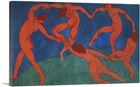 ARTCANVAS Dance 1909 Canvas Art Print by Henri Matisse