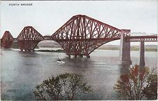 Forth Bridge & Steamer, SOUTH QUEENSFERRY, West Lothian