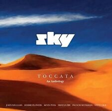 Toccata - an Anthology Sky Audio CD