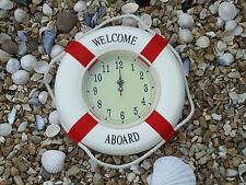 Orologio da Anello di vita 350 mm in Benvenuti a bordo della Nave Barca Ruota-regalo di Nizza Marittima