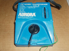 Vintage Aurora Hobby Transformer model 269