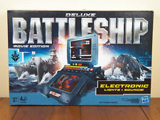 Battleship Movie Edition Deluxe Electronic Hasbro Game Alien Ship **NEW SEALED**