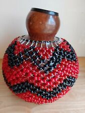 Pearl Shekere Beaded Gourd Psk60Fc Segundo Percussion Music Instrument