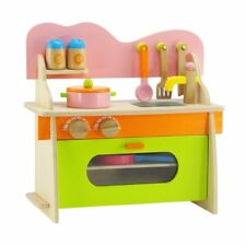 Emily Rose Doll Clothes 18-inch Doll Furniture | Kitchen Set with Baking Oven,