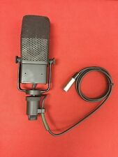 Vintage RCA 44-A Ribbon Microphone Just Serviced by Clarence Kane