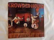 "Crowded House ""Don't Dream It's Over"" PICTURE SLEEVE! NEW! ONLY NEW COPY ON eBAY"