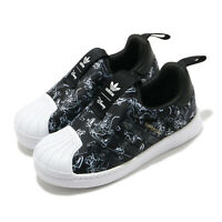 adidas Originals Superstar 360 I Disney Goofy Black TD Toddler Infant FW1989