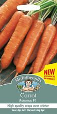 Mr Fothergills - Pictorial Packet - Vegetable - Carrot Extremo F1 - 350 Seeds