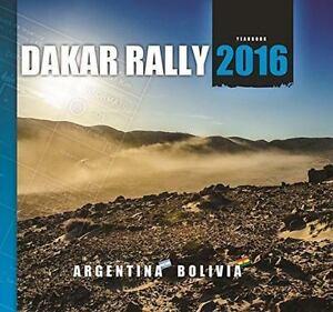 Dakar Rally 2016: Argentina-Bolivia (Hardback or Cased Book)