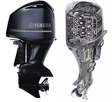 Yamaha F40 outboard motor service manual library 2003-2014