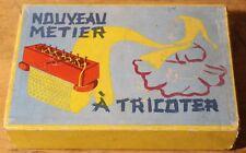 1955 ✤ Métier à TRICOTER Blin-Bernus pour Enfants ✤ N°2 ✤ en Boite d'Origine