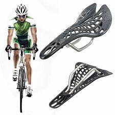 Carbon Fiber MTB Road/Mountain Racing Bike Cycling Bicycle Hollow Saddle Seat