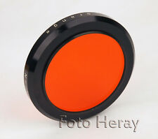 Schneider Kreuznach filtro colore 77mm n. 33 Orange 06043
