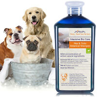 Natural Flea and Tick Shampoo for Dogs & Puppies, Prevention & Control, Arava