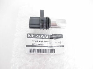 Genuine OEM Nissan Infiniti 23731-6J90D Camshaft Position Sensor