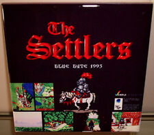 THE SETTLERS Tribute  , Amiga, Atari , PC Game CERAMIC TILE
