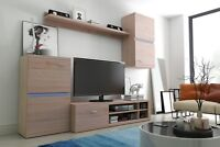 Living room furniture set Tv unit stand cabinet shelf cupboard different colours