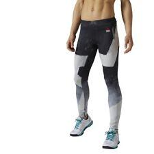 Reebok CrossFit Chalk Chase Leggings Size S