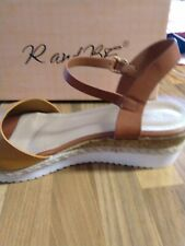 ladies R and BE sandals size 7 new