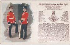 Kent Military Postcard