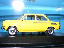 NSU 1200 TT in Yellow  1967  an Excellent  Maxichamp New issue 1:43RD. .