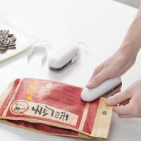 Mini Portable Sealing Heat Handheld Plastic Bag Impluse Sealer Kitchen Tool New