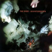 The CURE Disintegration BANNER HUGE 4X4 Ft Tapestry Fabric Poster Flag album art
